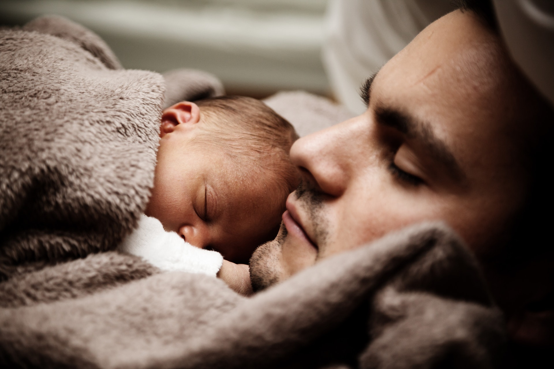 How can a man prepare to be a father?
