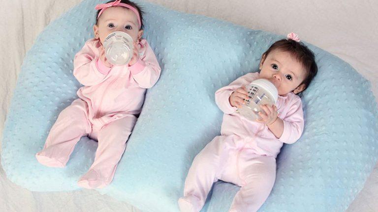 BottleFeeding Newborn Twins (Even When Alone)