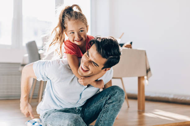 Health benefits of being a father